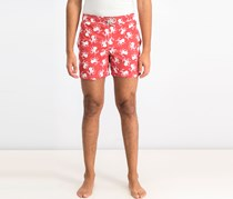 Hackett Men's Swimwear Shorts, Red