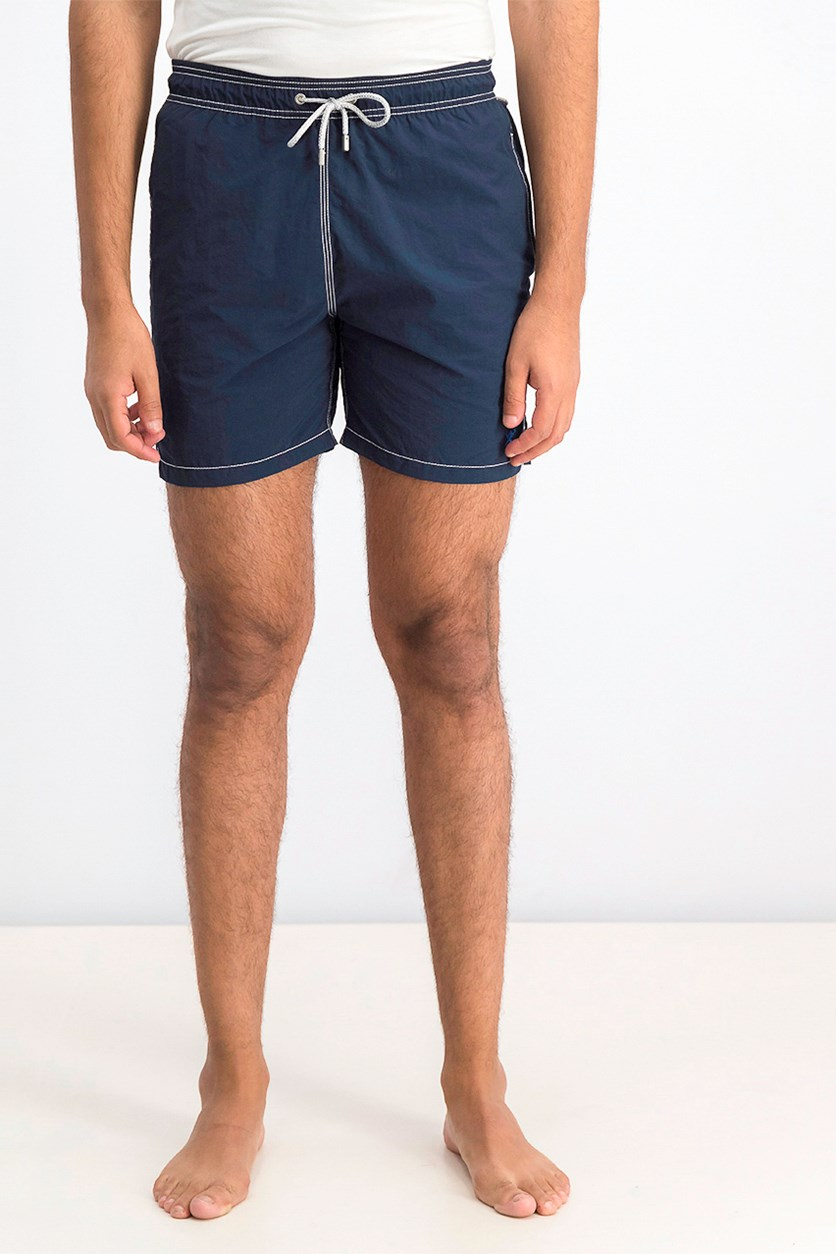 Men's Swim Trunk, Navy
