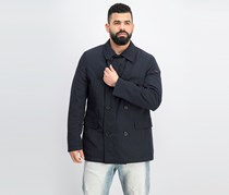 Men's Double Breasted Jacket, Navy