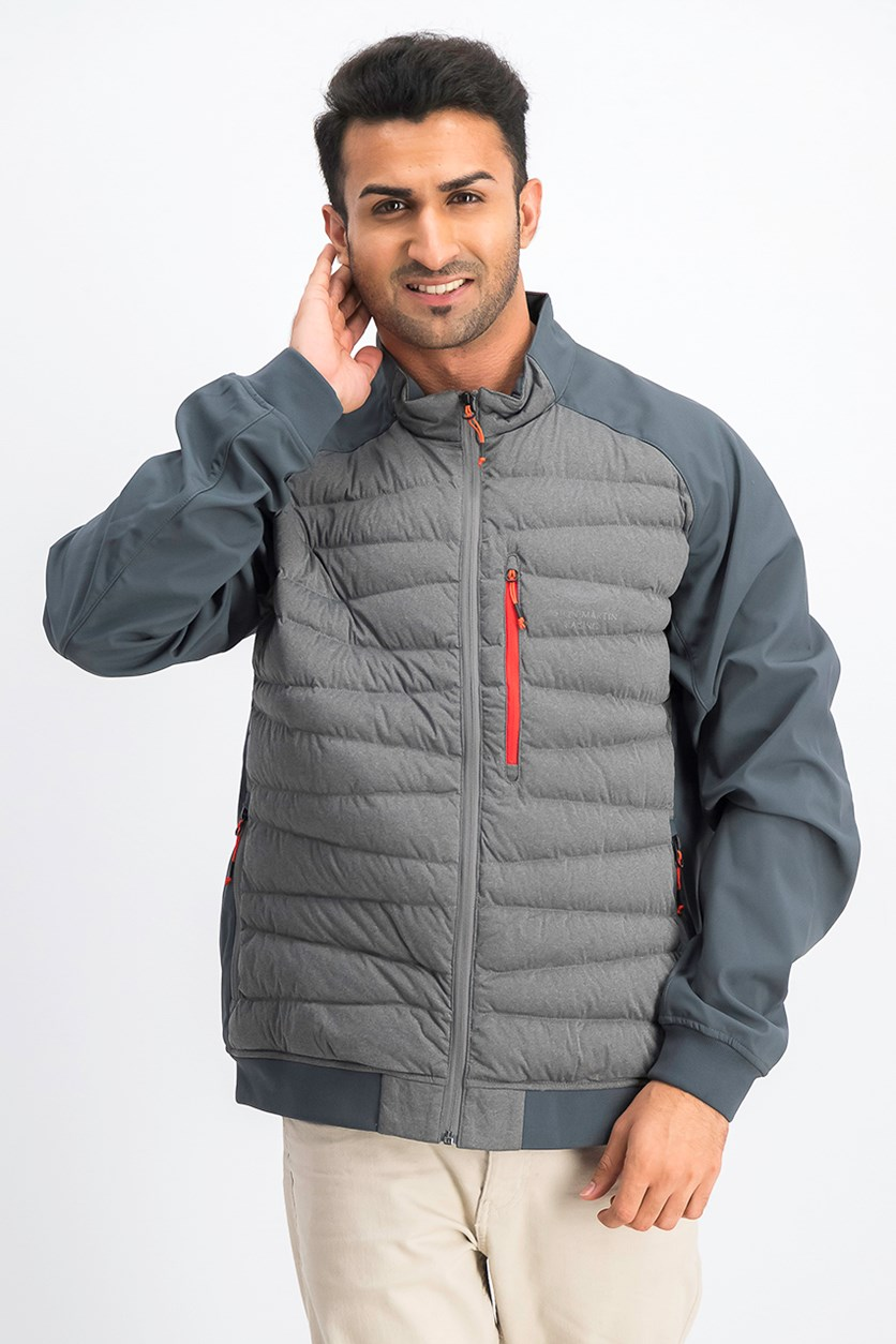 Aston Martin Racing Hybrid Jacket, Charcoal