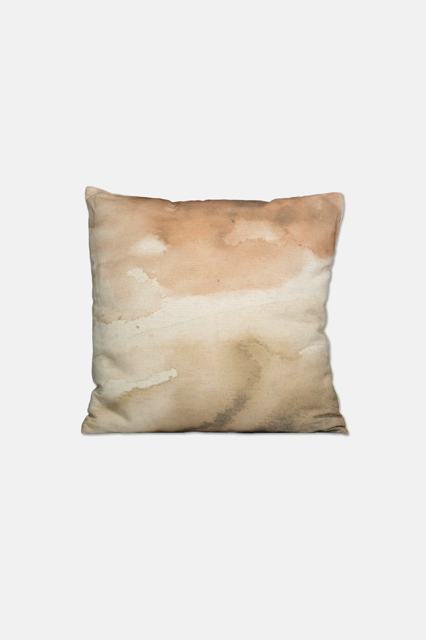 Graphic Squared Pillows, Beige Combo