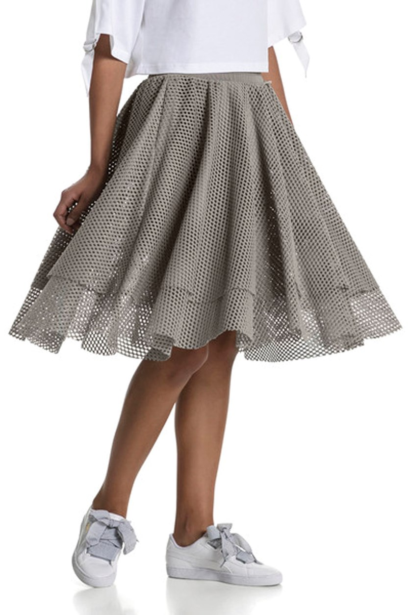 Women's Pointe Skirt, Grey