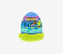 Mash'ems Hatch'ems Series 1 Mystery Pack, Blue/Lime