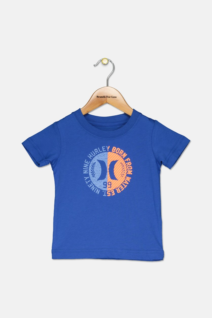 Toddler One and Only Graphic T-Shirt, Blue
