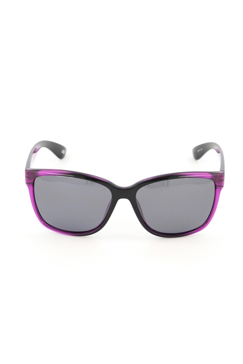 SE4127 78D Women's Sunglasses, Dark Purple
