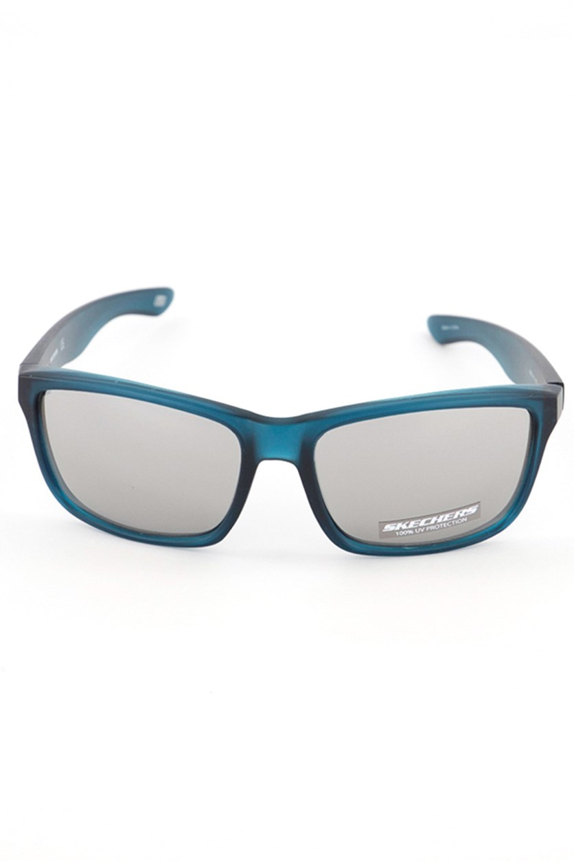 SE8008 91C Men's Sunglasses, Teal