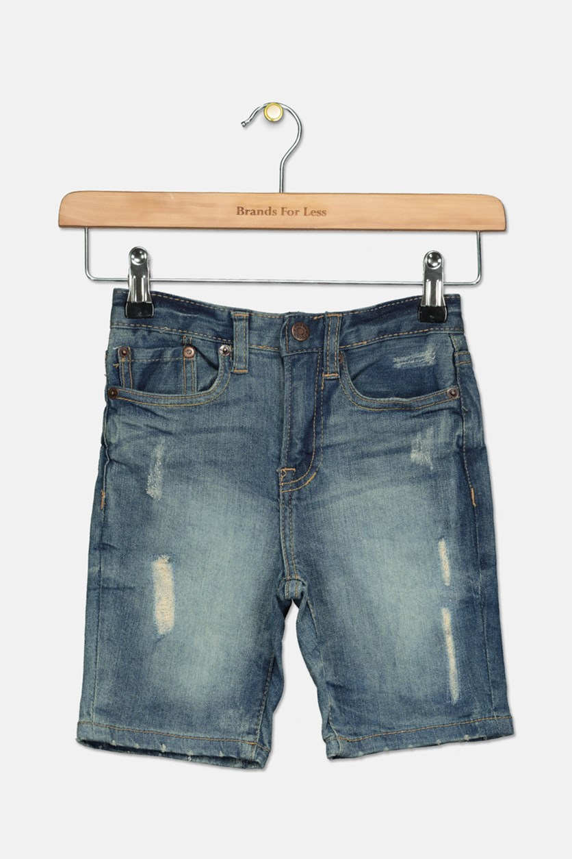 Little Boys Fashion Denim Shorts, Eastvale