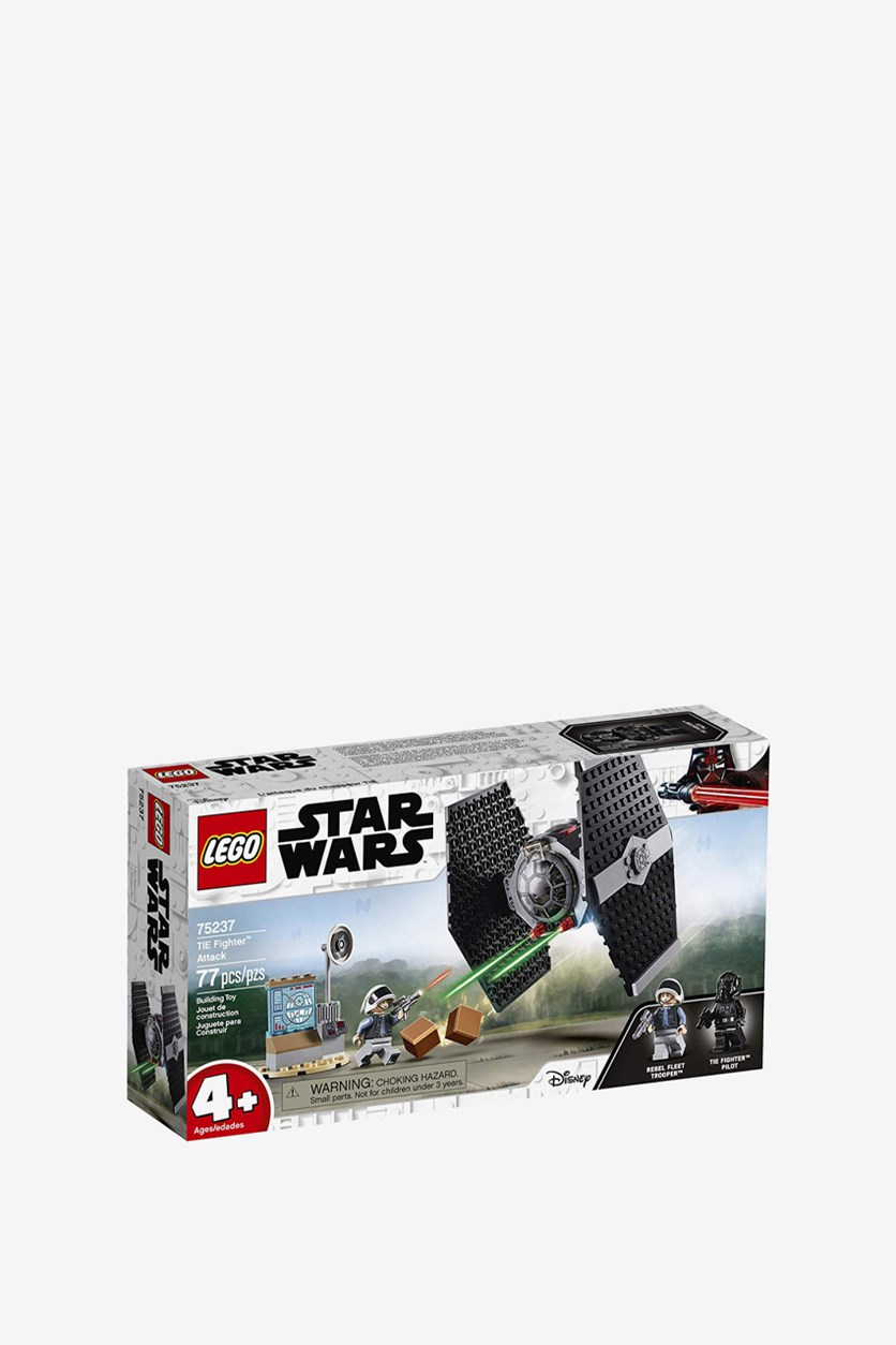 Star Wars TIE Fighter Attack Building Set, White Combo