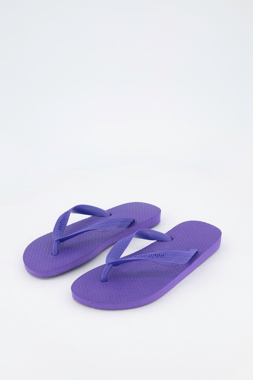 Top Roxo Flip Flops, Purple