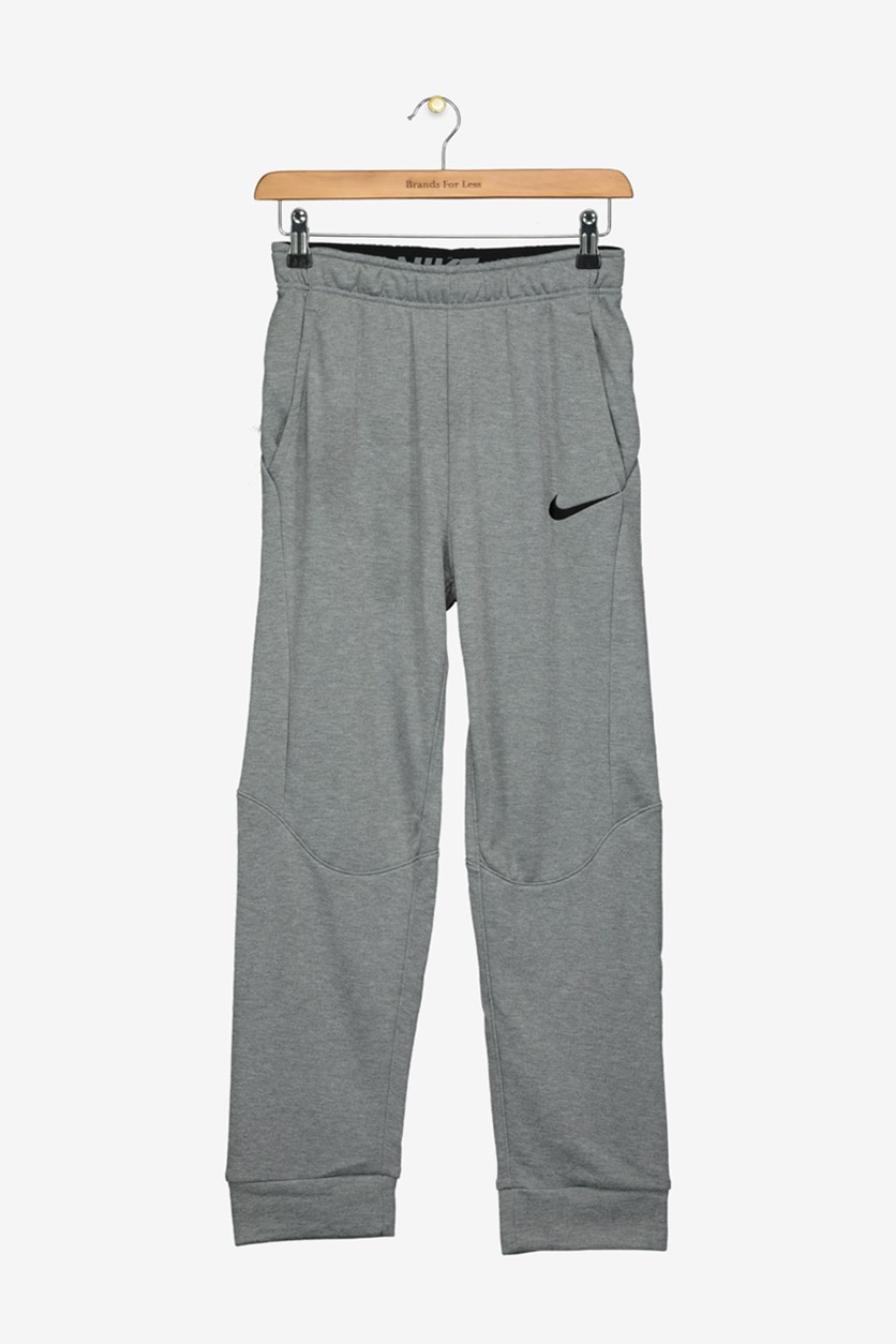 Dri-fit Tapered Athletic Pants, Grey