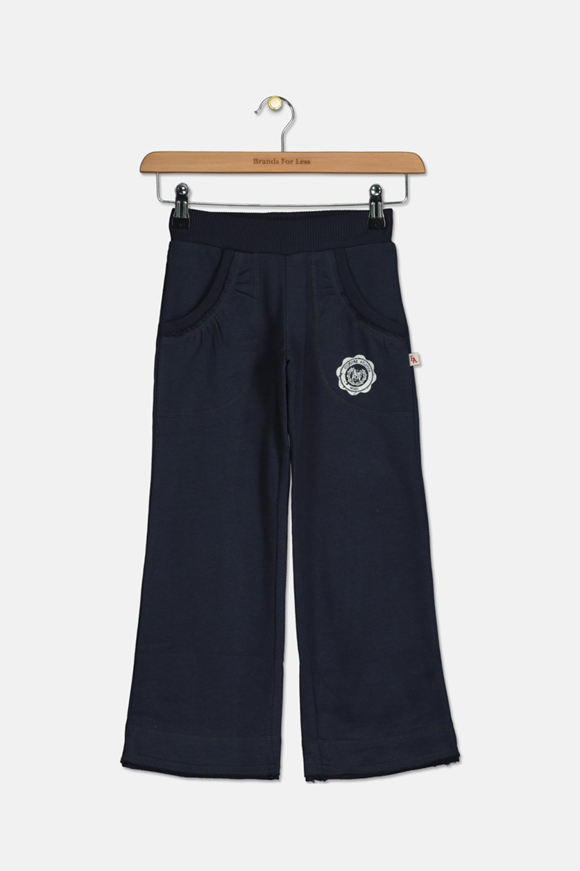 Toddler Pull On Pants, Navy