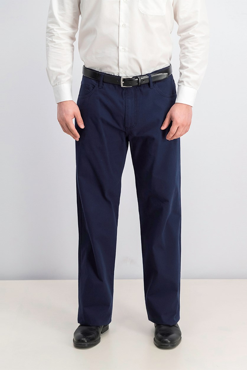 Men's Chino Pants, Navy