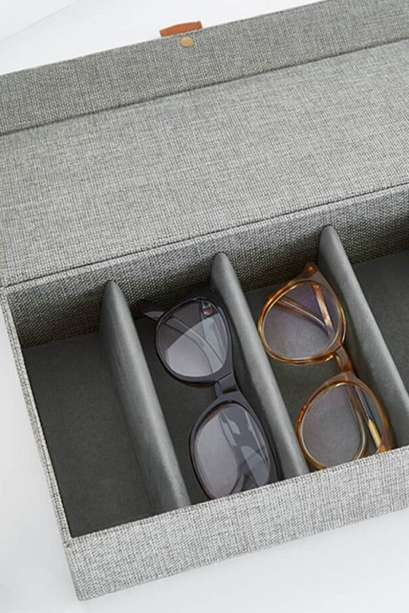 Glasses Box, Gray