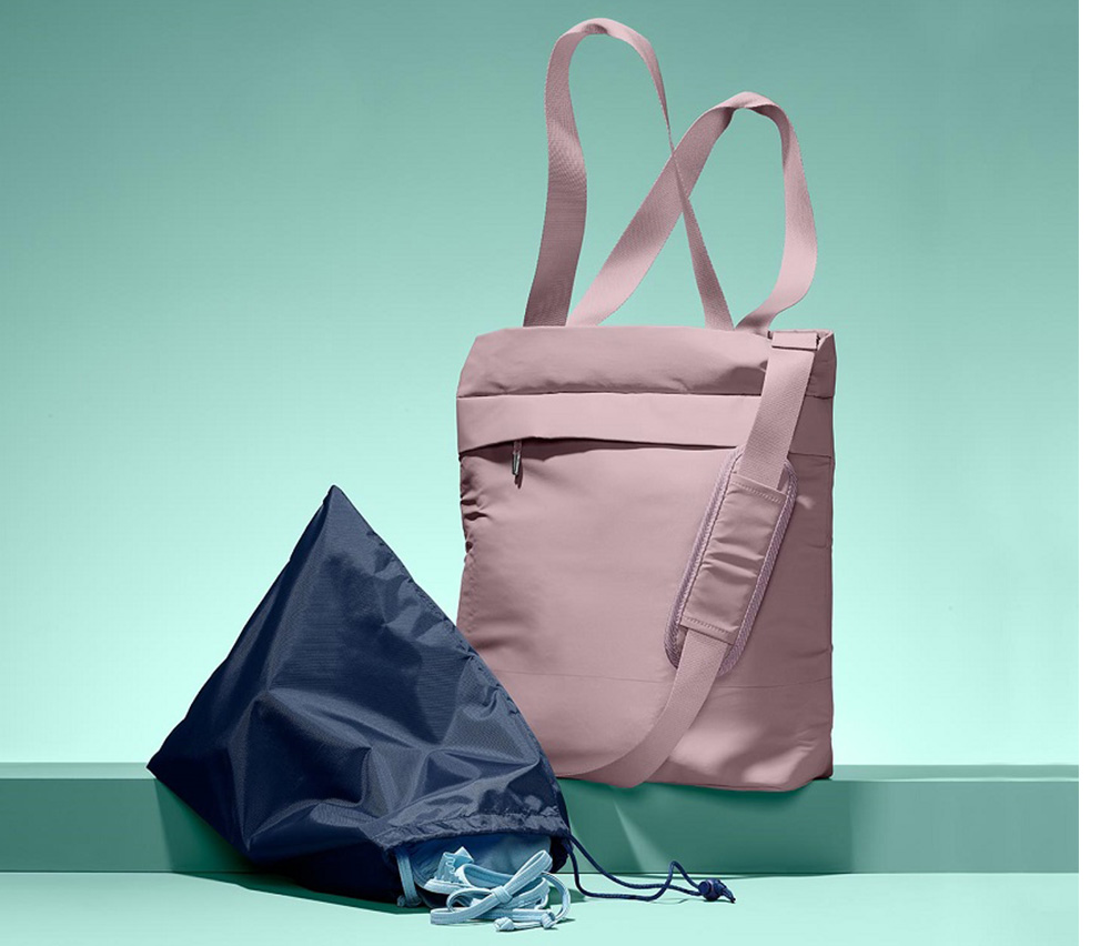 Women's Sports Bag, Old Pink