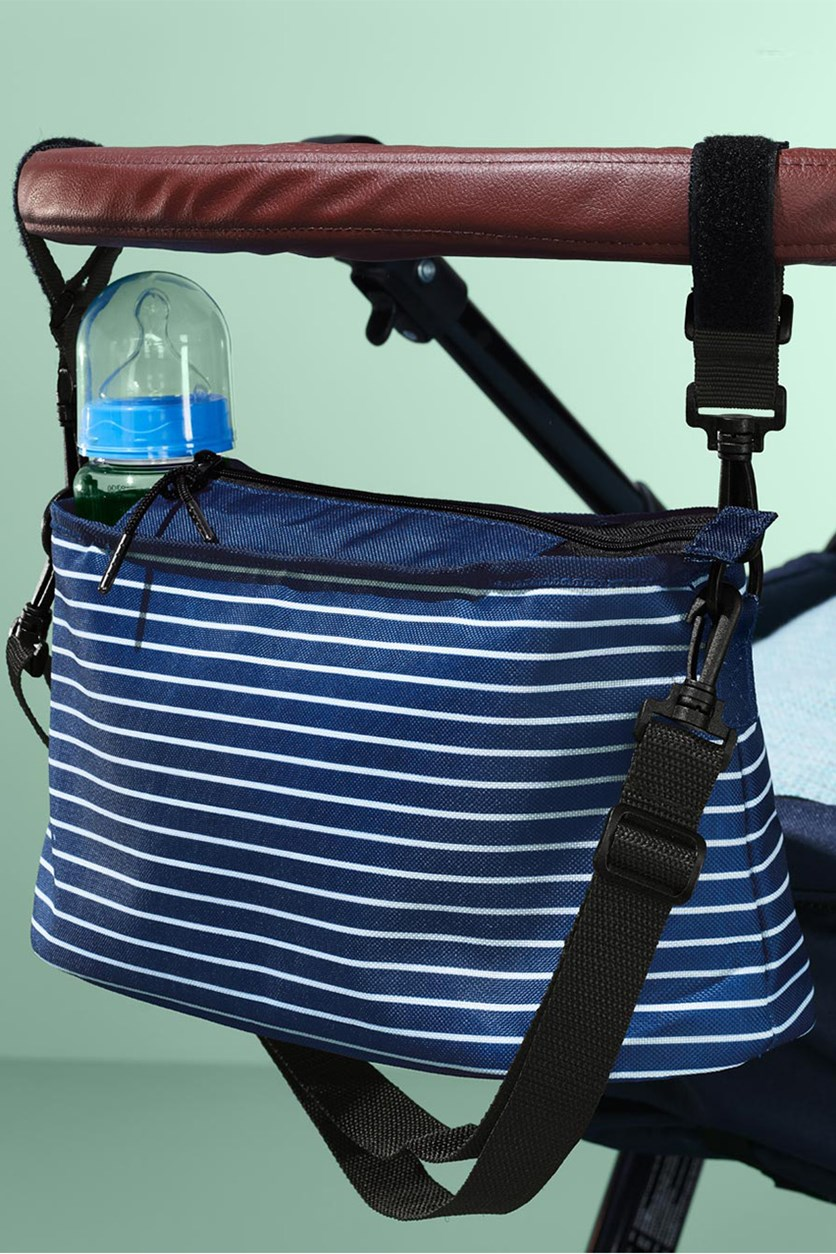 Baby Buggy Organizer Bag, Blue