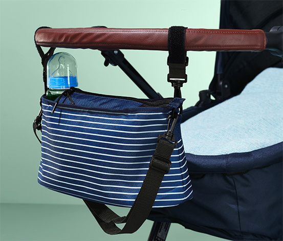 Buggy Organiser, Navy/White