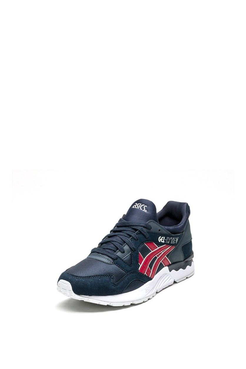 Men's Gel-Lyte V Shoes, Navy/Burgundy