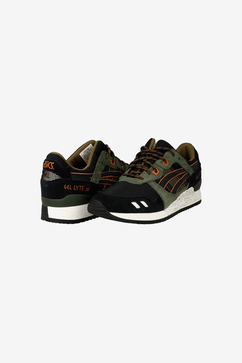 Men's Gel Lyte III, Black/Black