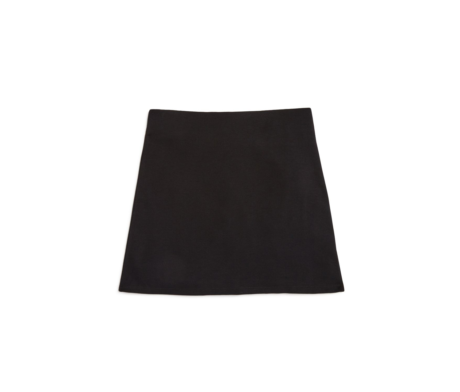 Aqua Girl's A-Line Skirt, Black