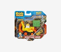 Bob the Builder Scrapyard Scoop Vehicle, Orange/Yellow/Green