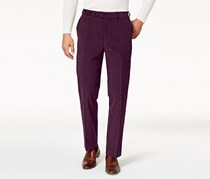 Ralph Lauren Men's Classic-Fit Stretch Cord, Wine