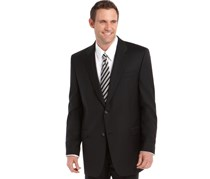 Lauren Ralph Lauren Men's Classic-Fit Wool Jacket, Black