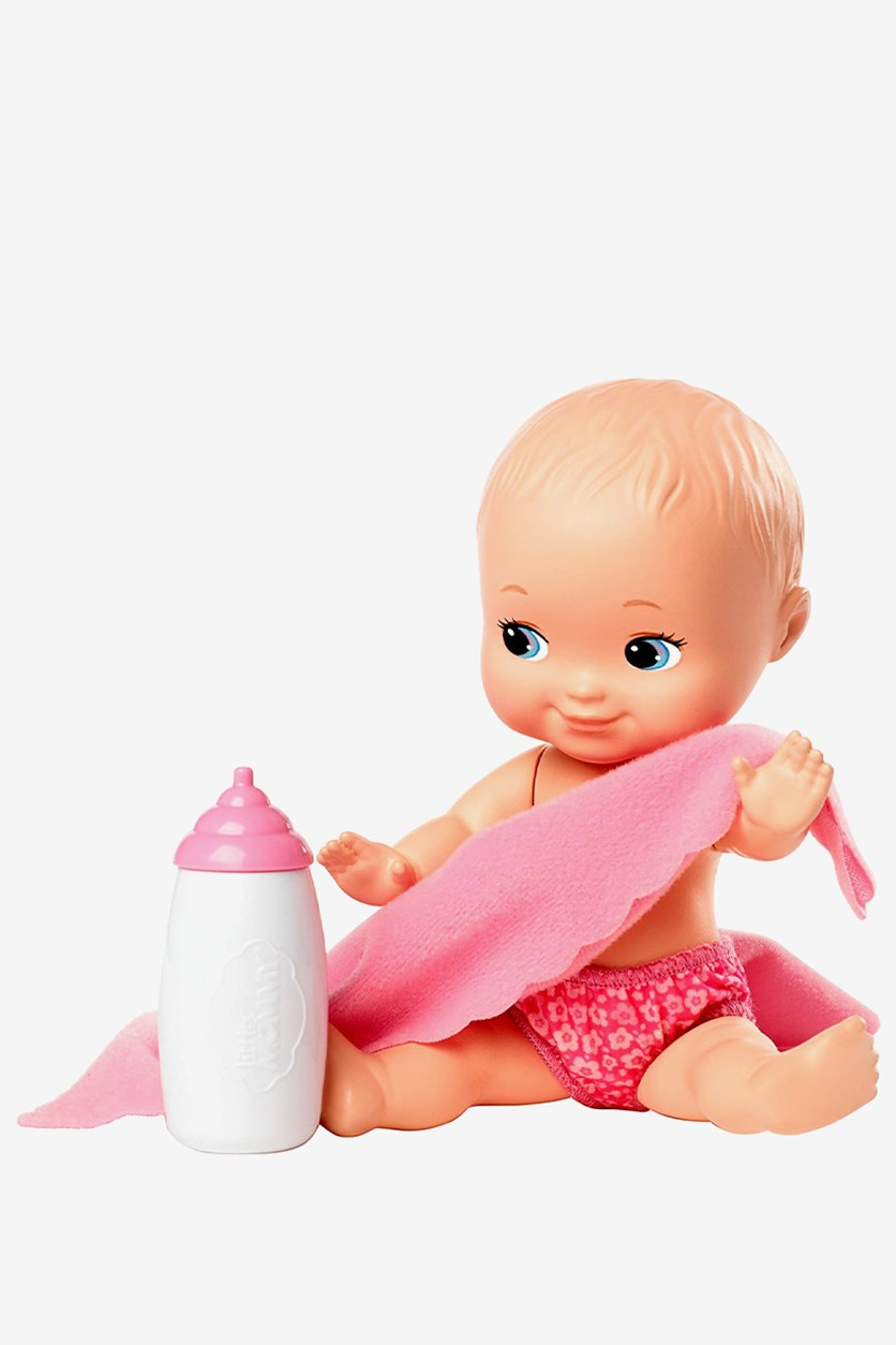Mini Baby 1 Doll, Light Pink