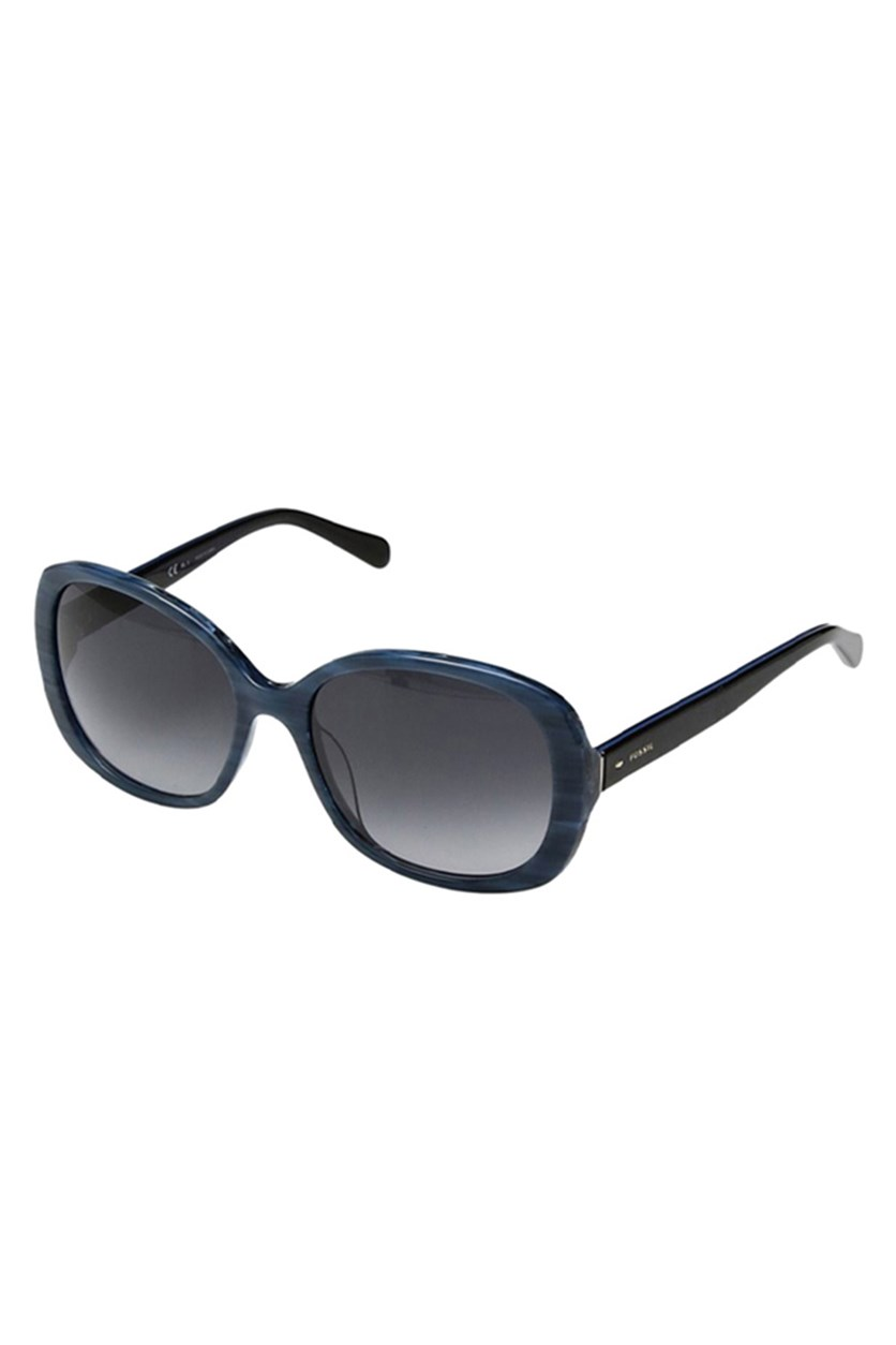 Men's FOS2059/S Sunglasses, Navy/Black