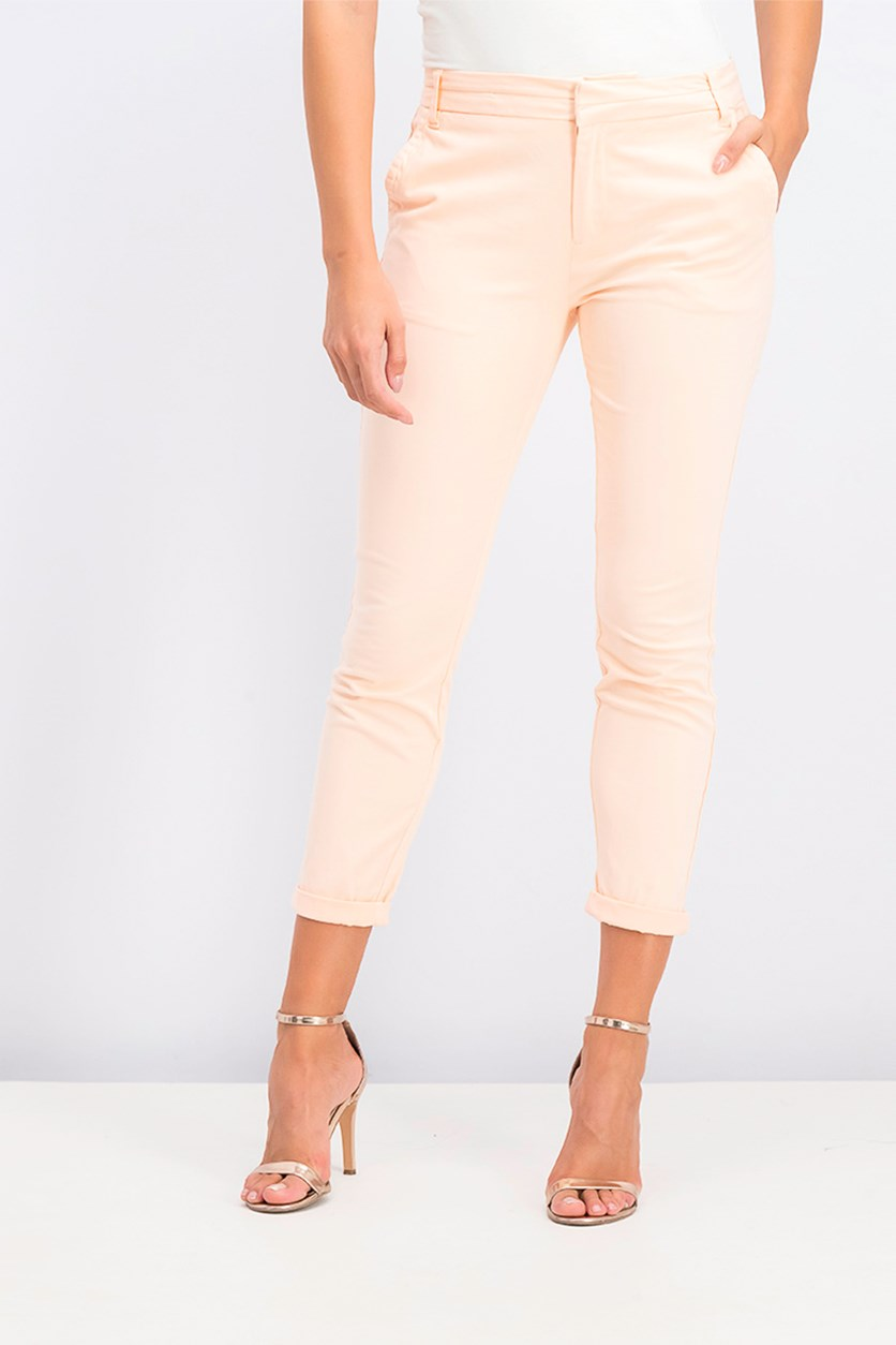 Women's Stitch Fix Pants, Peach