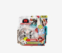 Mattel Mecard Dokory Deluxe Mecardimal Figure, Clear/White