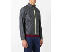 Hackett Aston Martin Racing Zip Up Jacket, Steel Grey