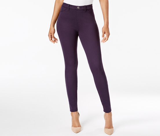 Lee Platinum Label Women's Jada Jeggings, Purple