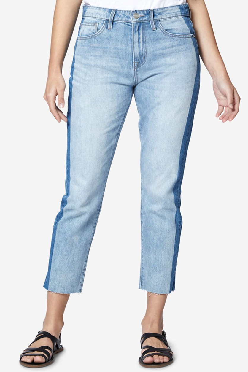Women's Straight Leg Jeans, Lori Wash
