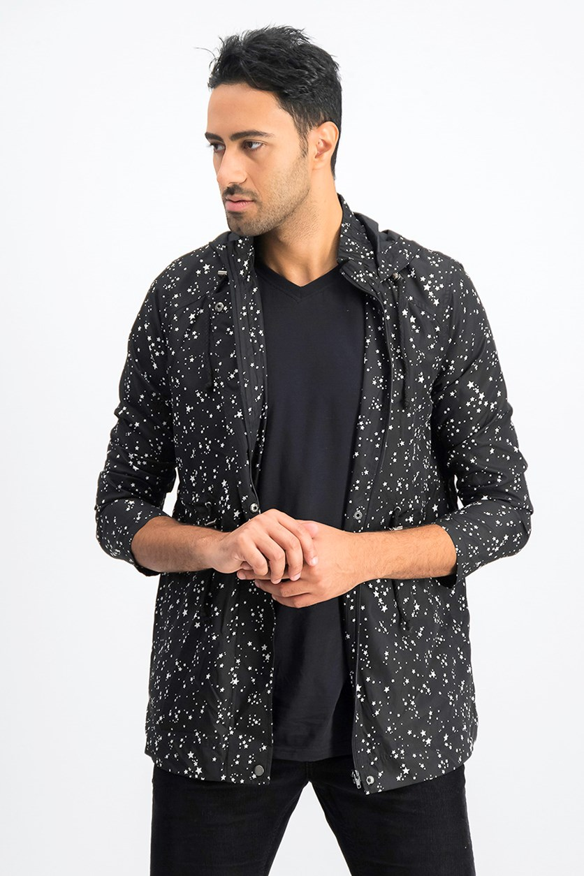 Men's Jacket Lee Stitch Fix App, Black/White