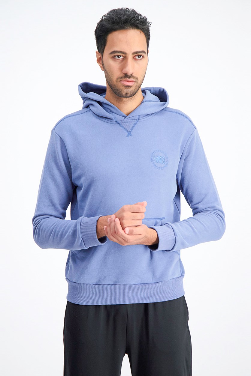 Men's Hoodie Sweater, Blue