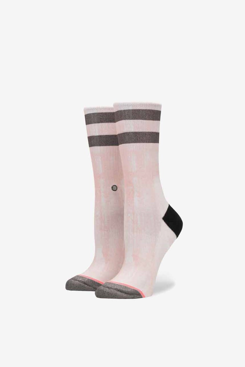 Women's Ty Lily Socks, Pink