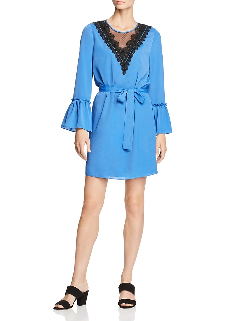 Women's Piper Party Short Cocktail Dress, Blue