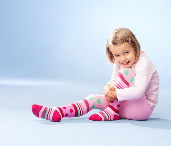 Children's Tights, Set of 3 - Brands For Less