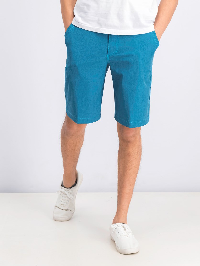 Men's Bluewater Performance Short, Lyons Blue