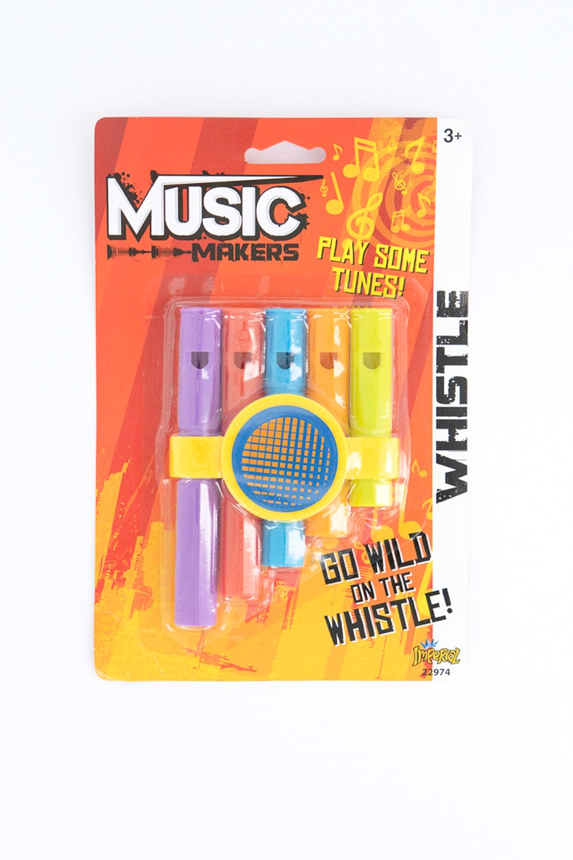 Music Makers Whistle, Purple Combo