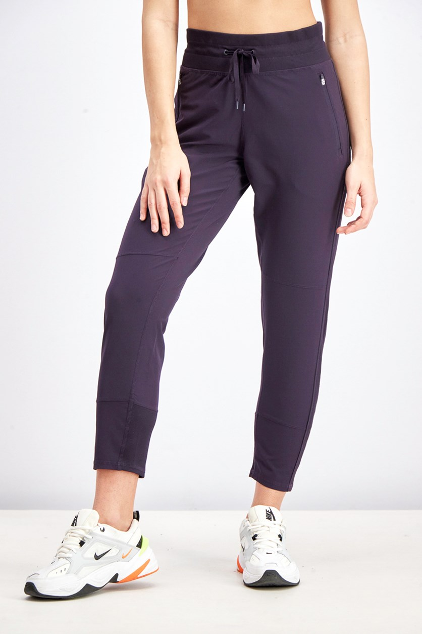 Women's Active Pants, Violet