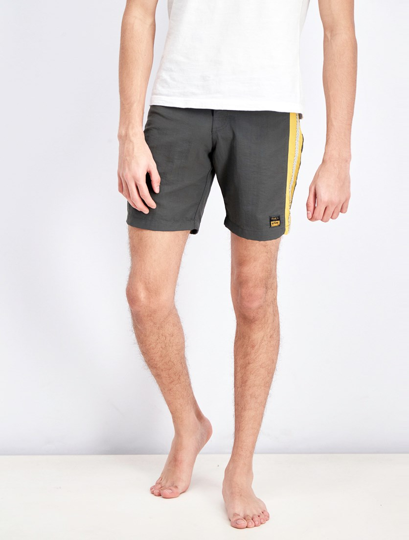 Men's Ericson Trunk Short, Pirate Black
