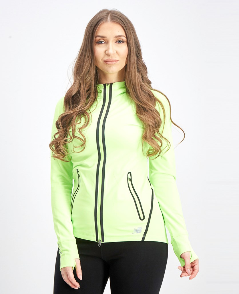 Women's Trinamic Jacket, Lime