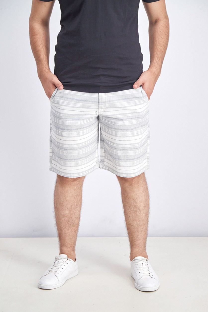 Men's Vineland Short, White/Navy