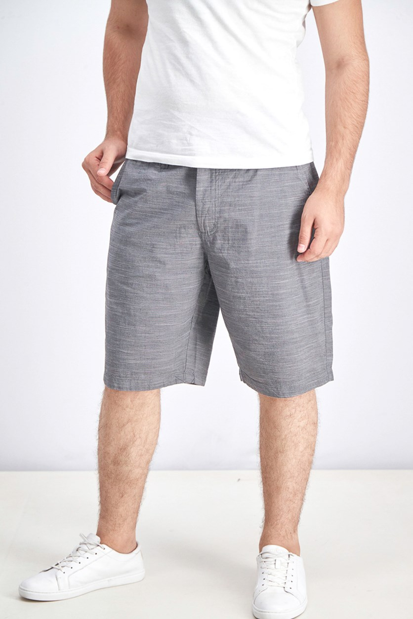 Men's Mccord Shorts, Dark Grey