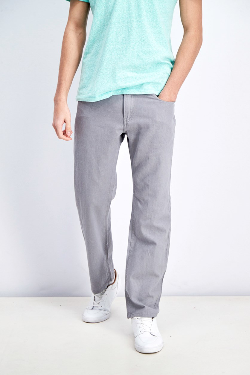 Men's Nashville Stretch Pants, Grey