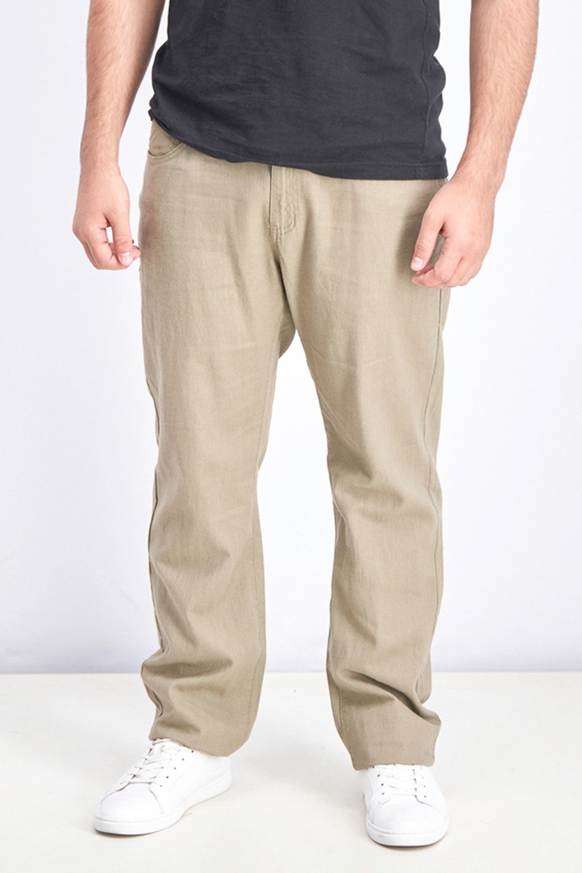 Men's Nashville Stretch Pants, Light Brown