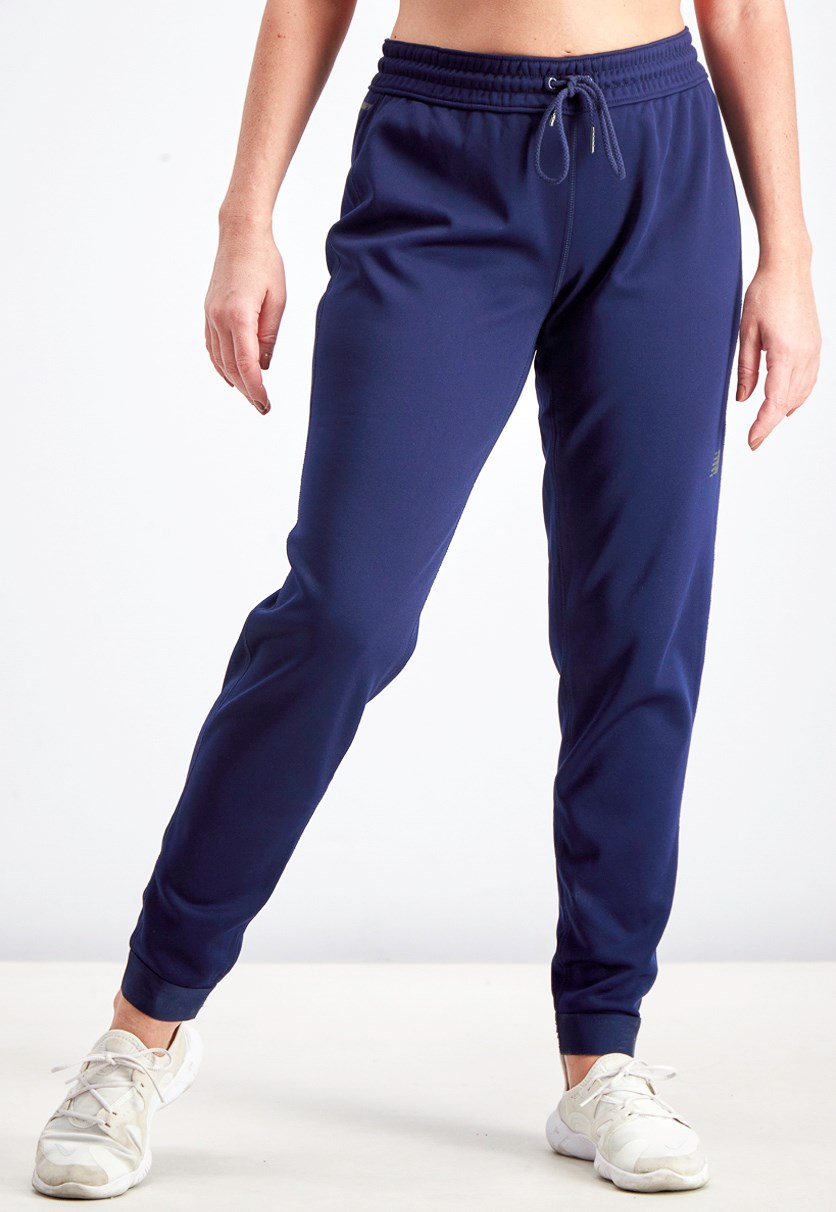 Women's Core Fleece Pants, Navy
