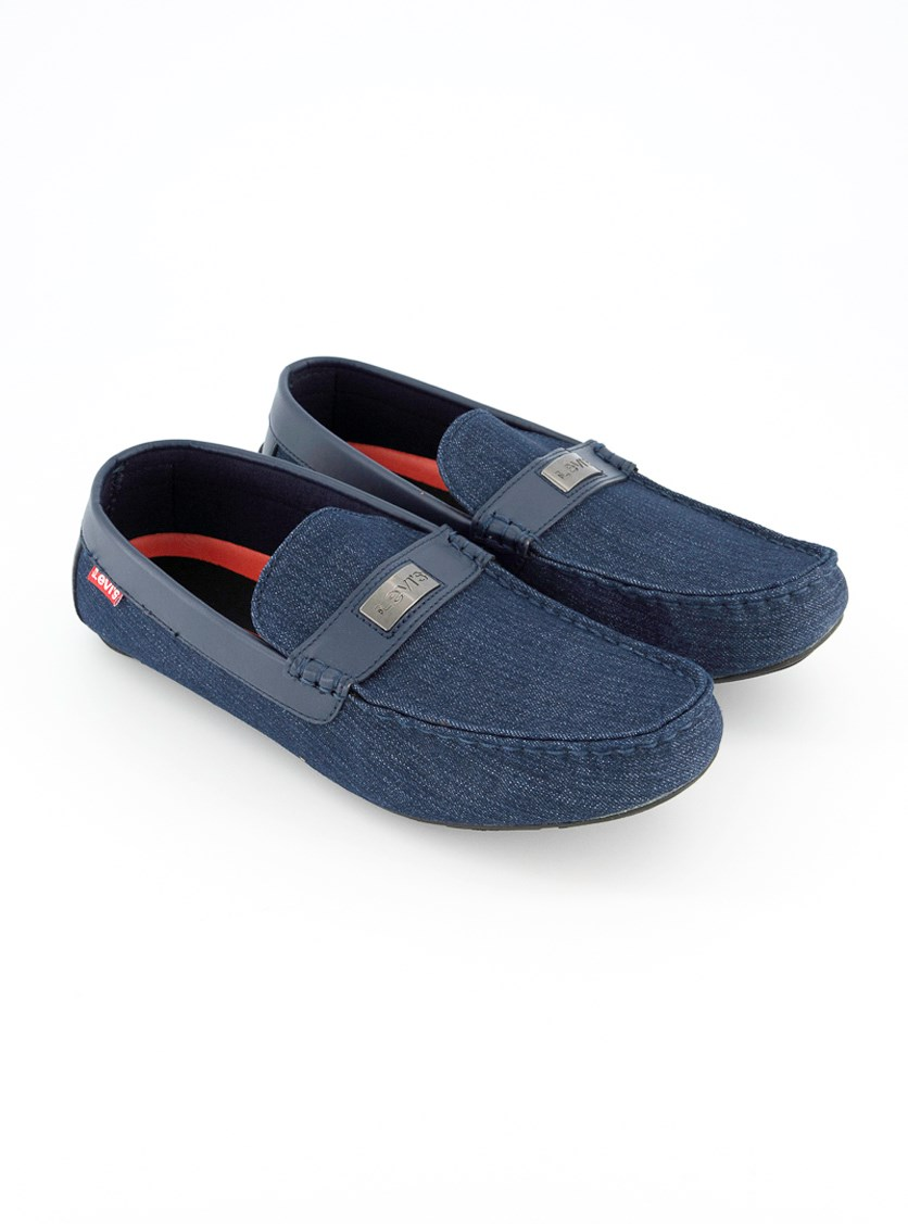 Nickel Denim C Shoes, Navy