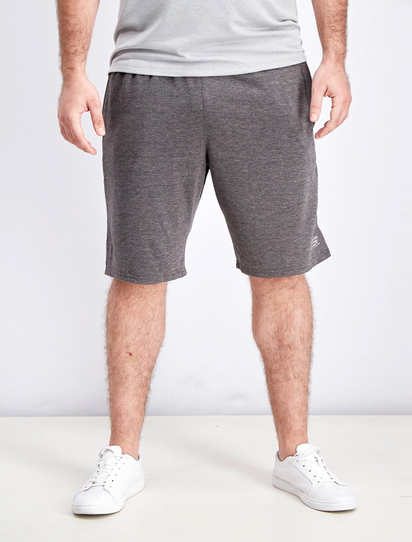 Men's Soft Terry Short, Charcoal